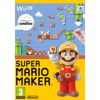 Super Mario Maker with Art Book Wii U