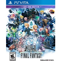World of Final Fantasy Day One Edition Vita