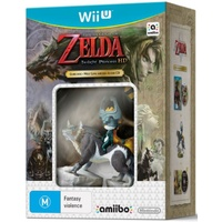 The Legend of Zelda: Twilight Princess HD amiibo Bundle WiiU