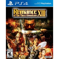 Romance of the Three Kingdoms XIII 13 PS4
