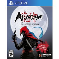Aragami: Collector's Edition PS4
