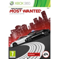 Need for Speed : Most Wanted (Classics) Xbox 360