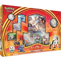 Pokemon TCG: Sun and Moon Alola Figure Collection (Pokemon Sun)