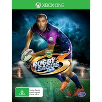 Rugby League Live 3 XB1