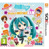 Hatsune Miku: Project Mirai DX (UK Import) 3DS