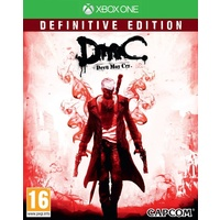 DmC Devil May Cry Definitive Edition XB1