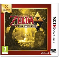 Nintendo Selects: The Legend Of Zelda A Link Between Worlds 3DS