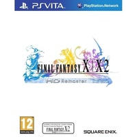 Final Fantasy X & X-2 HD Remastered PS Vita