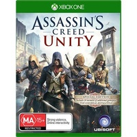 Assassins Creed Unity XB1
