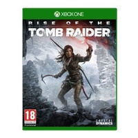 Rise of the Tomb Raider XB1