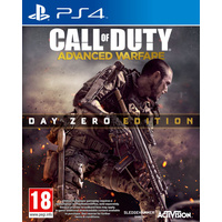 Call of Duty Advanced Warfare  DAY ZERO Edition PS4 (UK import)
