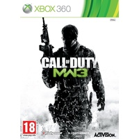 Call of Duty Modern Warfare 3 III Xbox 360