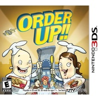 Order Up!! 3DS