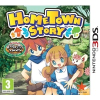 Hometown Story 3DS (UK import)