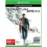 Quantum Break XB1