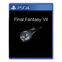 Final Fantasy VII 7 Remake PS4