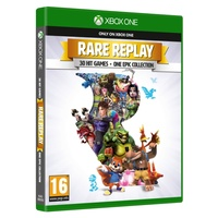 Rare Replay Collection Xbox One