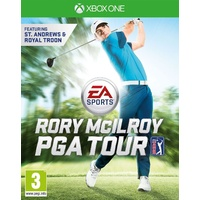 Rory McIlroy PGA Tour Golf 15 XB1