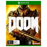 Doom XB1 (Includes Demon Multiplayer Pack DLC)
