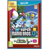 New Super Mario Bros U Plus New Super Luigi U WII U