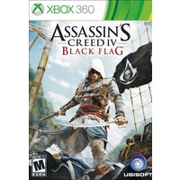Assassin's Creed 4 IV Black Flag Xbox 360