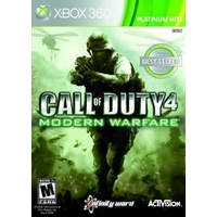 Call Of Duty 4 Modern Warfare 360