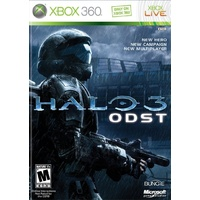 Halo 3 ODST Xbox 360  EOL