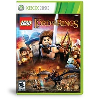 Lego Lord of the Rings LOTR Xbox 360