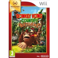 Nintendo Selects: Donkey Kong Country Returns Wii