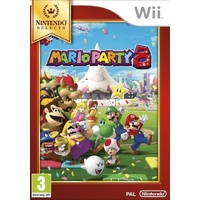 Nintendo Selects: Mario Party 8 Wii