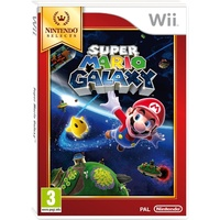 Nintendo Selects: Super Mario Galaxy Wii