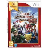 Nintendo Selects: Super Smash Bros Brawl Wii