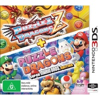Puzzle and Dragons Z Super Mario Bros. Edition 3DS