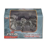 D&D Attack Wing - Silver Dragon
