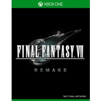 Final Fantasy VII 7 Remake XB1