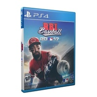 RBI Baseball 2017 PS4