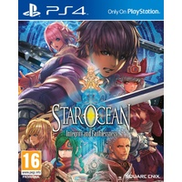 Star Ocean V 5 Integrity and Faithlessness PS4