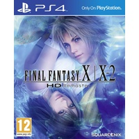 Final Fantasy 10 X|X-2 HD Remaster PAL PS4