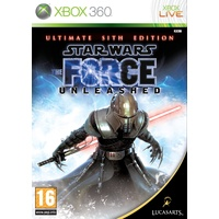 Star Wars The Force Unleashed Ultimate Sith Edition GOTY Xbox 360