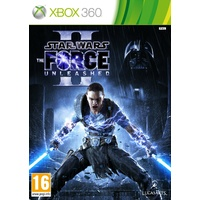 Star Wars: The Force Unleashed 2 II Xbox 360
