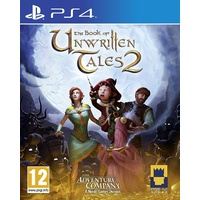 Book of Unwritten Tales 2 II PS4