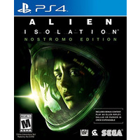 Alien Isolation Nostromo Edition PS4