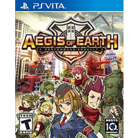 Aegis of Earth: Protonovus Assault Vita