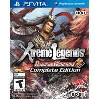 Dynasty Warriors 8: Xtreme Legends Complete Edition Vita