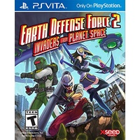 Earth Defense Force 2: Invaders from Planet Space Vita