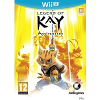 Legend of Kay Wii U