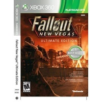 Fallout New Vegas Ultimate Edition Game of the Year Edition GOTY PAL 360