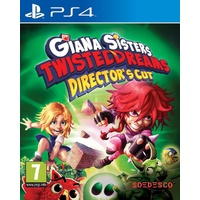 Giana Sisters Twisted Dreams - Director's Cut PS4