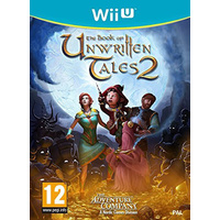 Book of Unwritten Tales 2 WII U