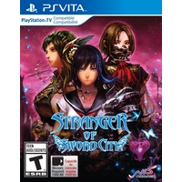 Stranger of Sword City Vita
